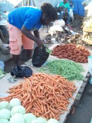 Coronation Market in Kingston