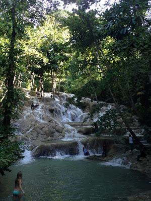 Dunns River Falls in Ocho Rios