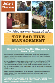 Marjorie Announcement