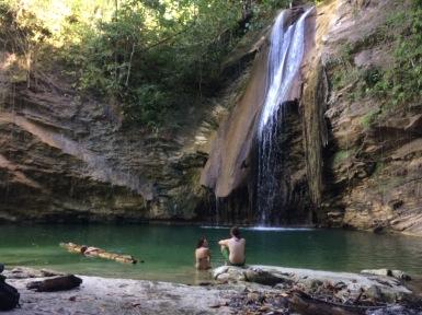 Hike to Kwamen Falls